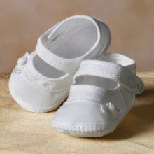 Bastiste Cotton Shoe