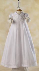 Beaded PolyCotton Dress