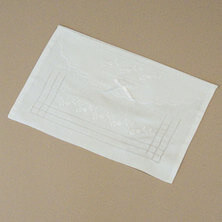 Cotton Embroidered Envelope