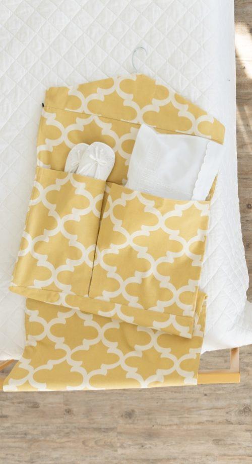Cotton LDS Temple Dress Bag