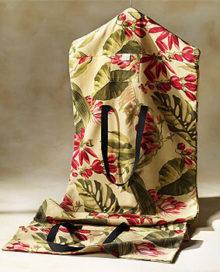 Cotton Temple Bags