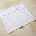 Embroidered Temple Envelope
