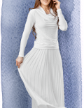 Georgette-Pleated-Skirt-2005-A