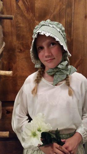 Children's Bonnet  #4617C photo review