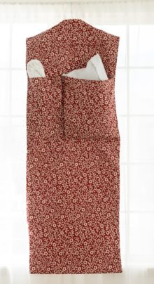 Long LDS Temple Bag Pockets