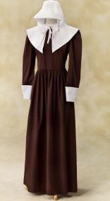 Pilgrim-costume-bonnet