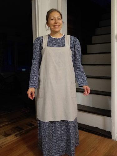 Dress & Bonnet 2-Piece  #4607 photo review