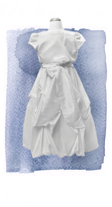 Taffeta-Bubble-Dress-3284-B