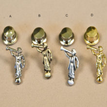 angel moroni tie tacks