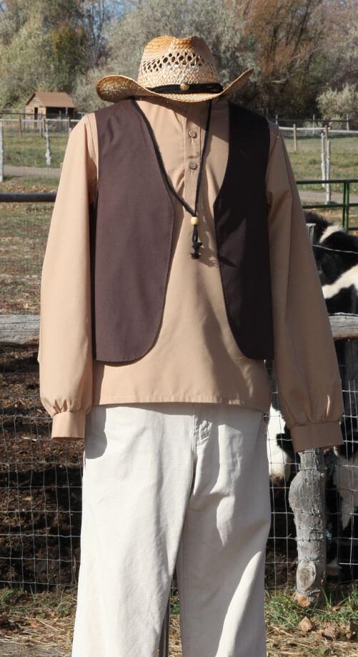 Cowboy Straw Hat  4619. Pioneer-Cowboy-Hat grande 0c57ff0a3351