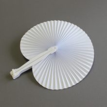 Pocket Fan LDS Temple