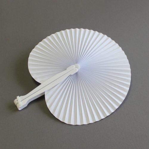 Pocket Fan LDS Temple