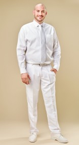white-no-pleat-pant