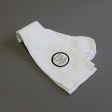 LDS Temple White Support Socks