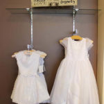 LDS Blessing and Baptism Dress