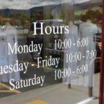 White Elegance Centerville Hours