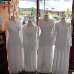 White Temple Dresses LDS Design