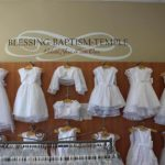 Childrens Baptism White Dresses