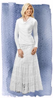 Lace-Skirt-10967-D