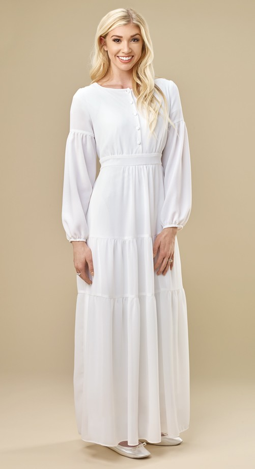 Temple Dresses White - Gowns and Dress Ideas