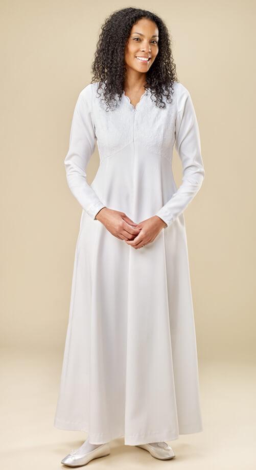 Cambridge Lace #1135 - White Elegance
