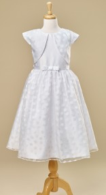 Girls-white-Dot-dress
