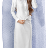 Shantung Suit #8559 by White Elegance - Temple Dress