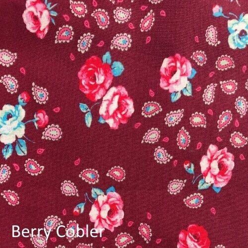 Berry cobler