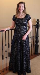 long-lace-choir-dress