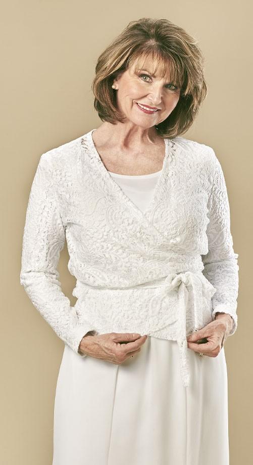 white-lace-wrap-top