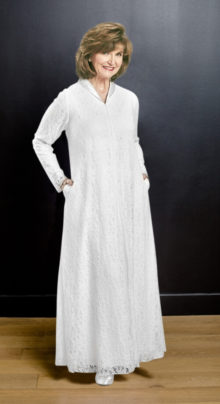 Cyprus #2083 by White Elegance - Temple Dress