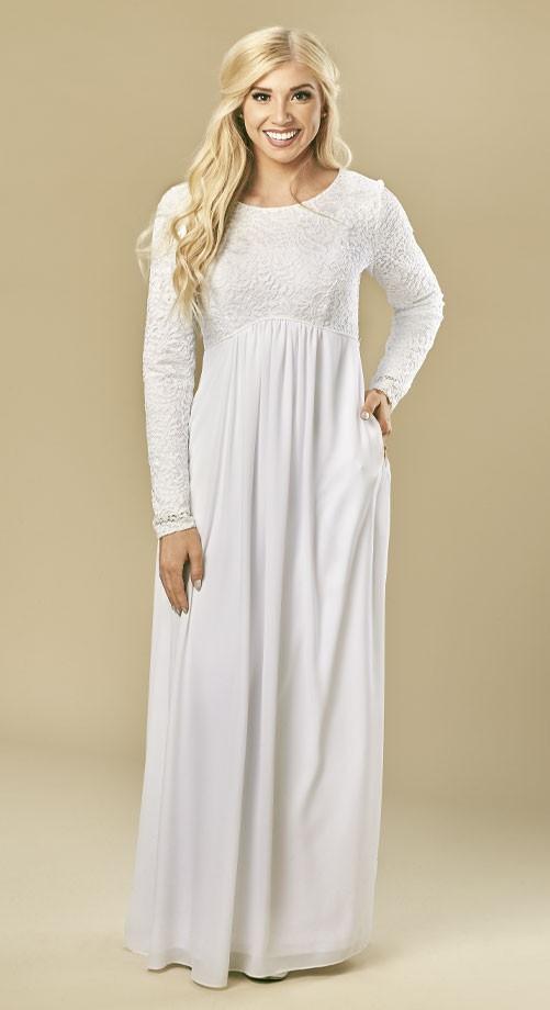 London-LDS-Temple-dress