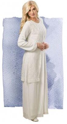 Long-white-vest
