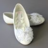 Patent Leather LDS Baptism Shoe