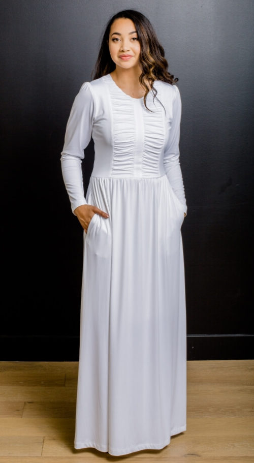 Adagio #1086 by White Elegance - Temple Dress