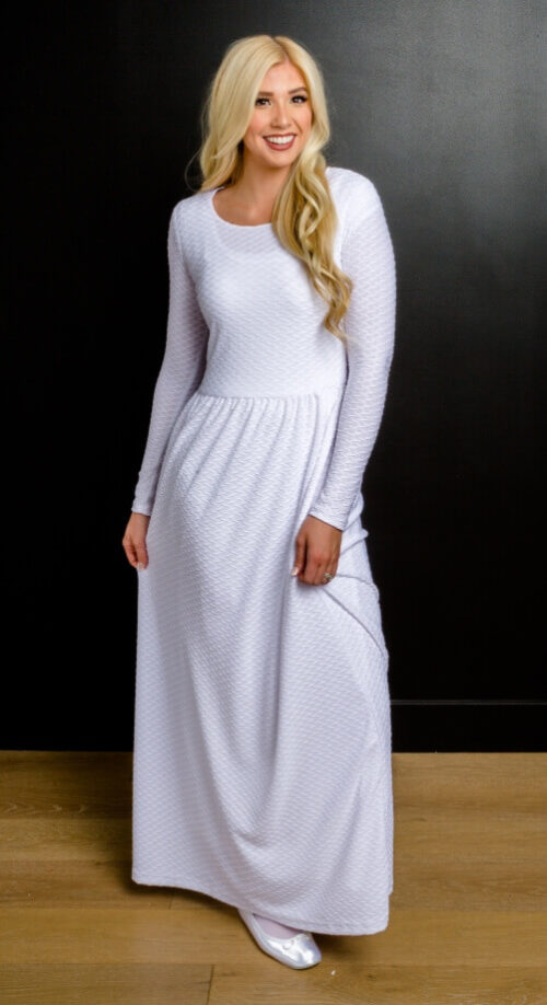 Montreal #1141 by White Elegance - Temple Dress
