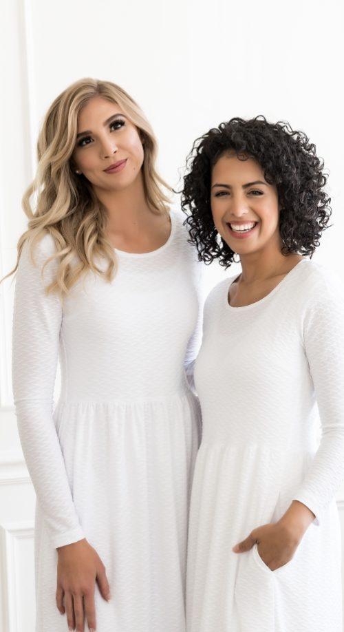 LDS Temple Dresses Petite Through Plus