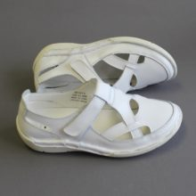 White Support Shoes LDS Temple