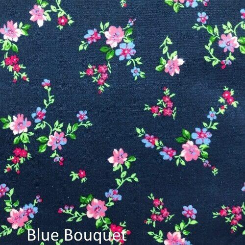 Blue Bouquet skirt
