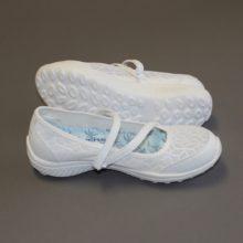 White Temple Shoe LDS