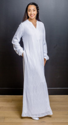 Lanai #2057 by White Elegance - Temple Dress