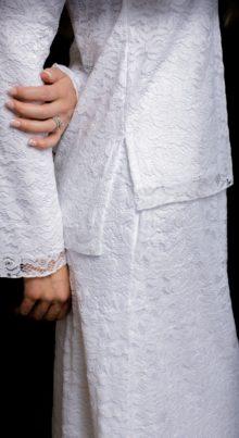 Ireland #2519 by White Elegance - Temple Dress - Image 2