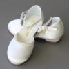 White Girls Shoes LDS Baptism