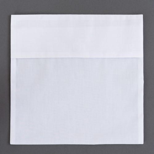 Plain Mens LDS Temple Envelope