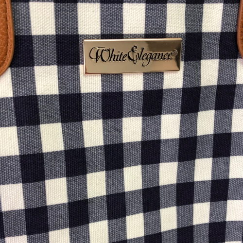 LDS Temple Bag Checkered Pattern