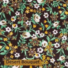 Desert bouquet skirt